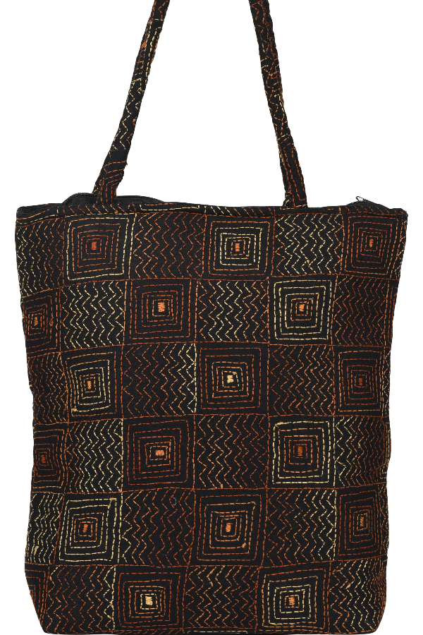 Kantha Embroidery Hand Bags