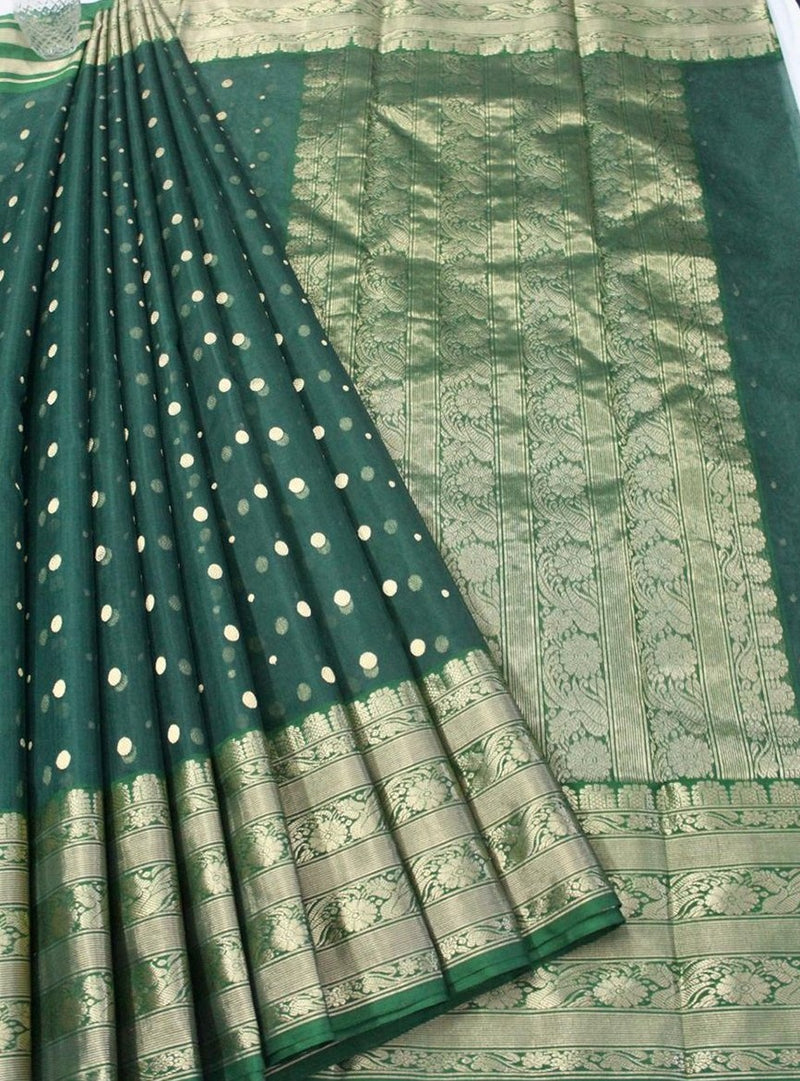 Chanderi Silk Kataan Anushka Saree