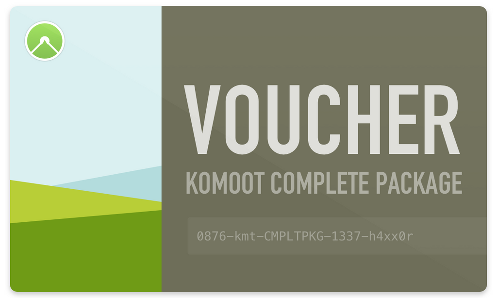 Complete Package Voucher