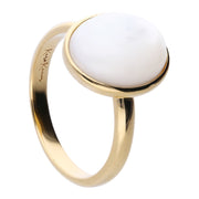 Moon Ring Gold