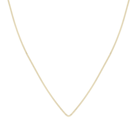 Fina Necklace Gold