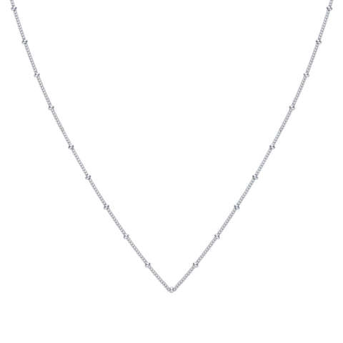 Simple Necklace Silver