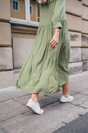 Avokaro Dress Green