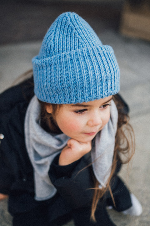 Lio Beanie Kids Light Blue