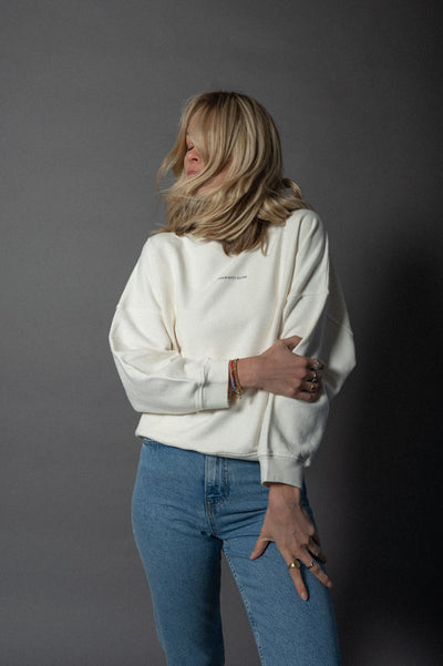 Soul Sweater White
