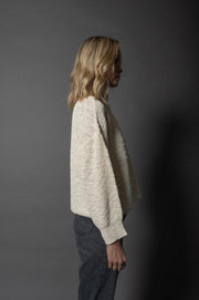 Rylee Knit Sweater Ivory