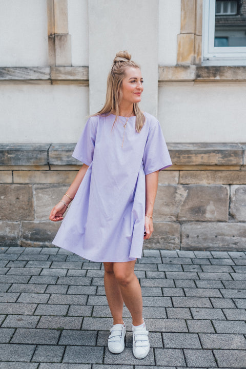 Mayla Dress Purple