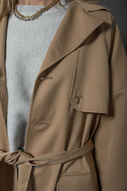 Tony Coat Beige