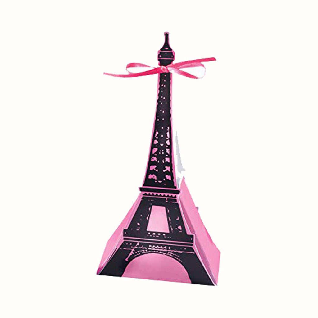 DAY IN PARIS FAVOR BOX, 12 Pcs - House of Party Kenya