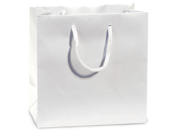 SMALL WHITE GIFT BAGS - House of Party Kenya