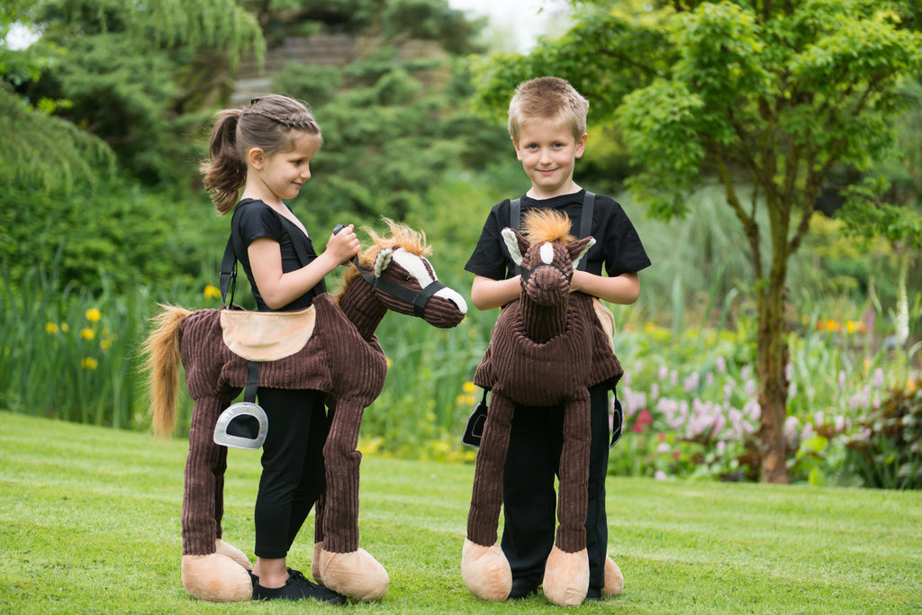 CHILD RIDE ON PONY WESTERN COWBOY 3+ YEARS - House of Party Kenya