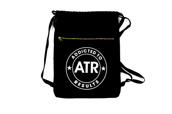 Addicted To Results Canvas Bag