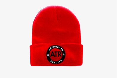 Addicted To Results Status Beanie