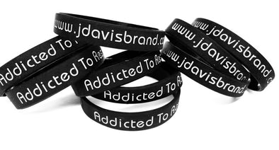 Addicted To Results Fusion Wristband
