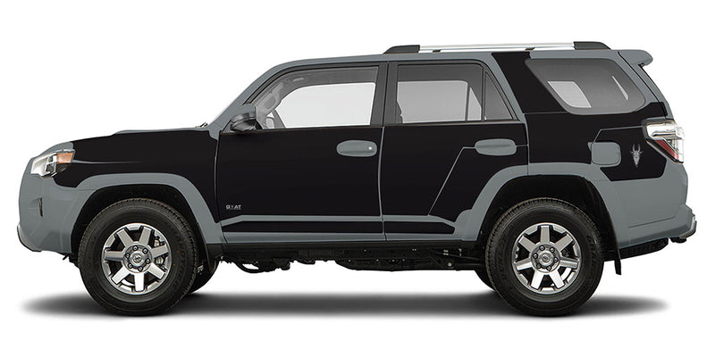 Black Set - Toyota 4Runner Gen5 (2010+)