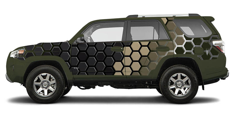 Stinger Series - Toyota 4Runner Gen5 (2010+)