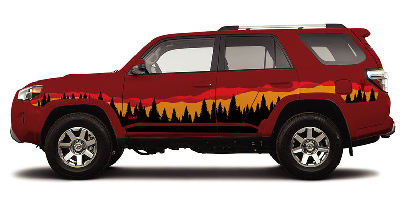 Alpine Series - Toyota 4Runner Gen5 (2010+)