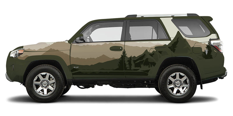 The BOZ - Toyota 4Runner Gen5 (2010+)