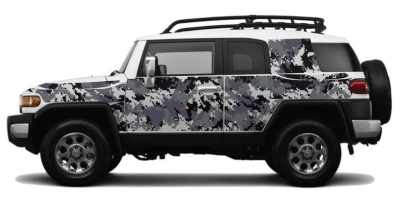 brusHEX Series - Toyota FJ Cruiser (2006-2014)