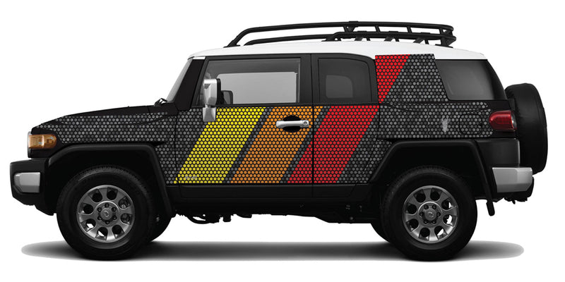 HEXED Collection - Toyota FJ Cruiser (2006-2014)