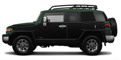 Black Set - Toyota FJ Cruiser (2006-2014)