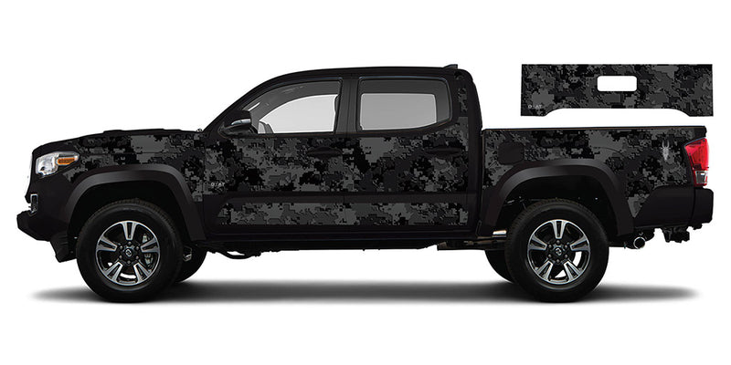 DigiCam Series - Toyota Tacoma Gen3 (2016+)