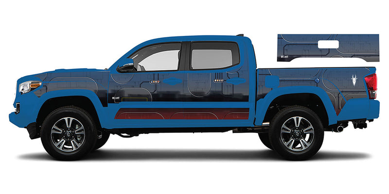 Bounty Hunter Series - Toyota Tacoma Gen3 (2016+)
