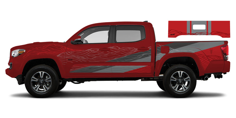 Elevation Series - Toyota Tacoma Gen3 (2016+)