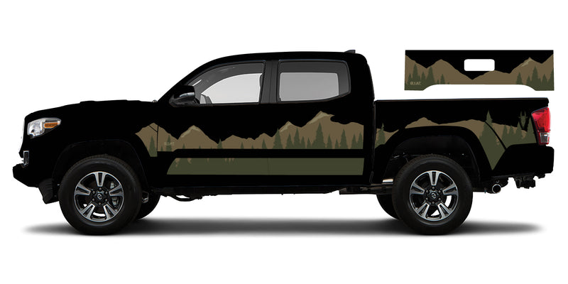 High Country Series - Toyota Tacoma Gen3 (2016+)