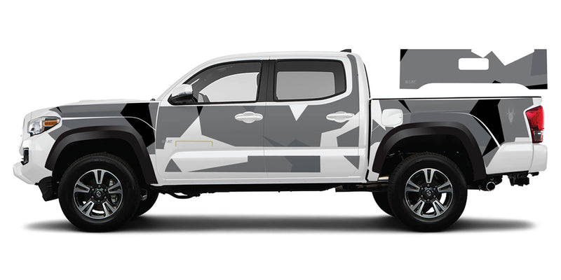 Swedish Urban Series - Toyota Tacoma Gen3 (2016+)