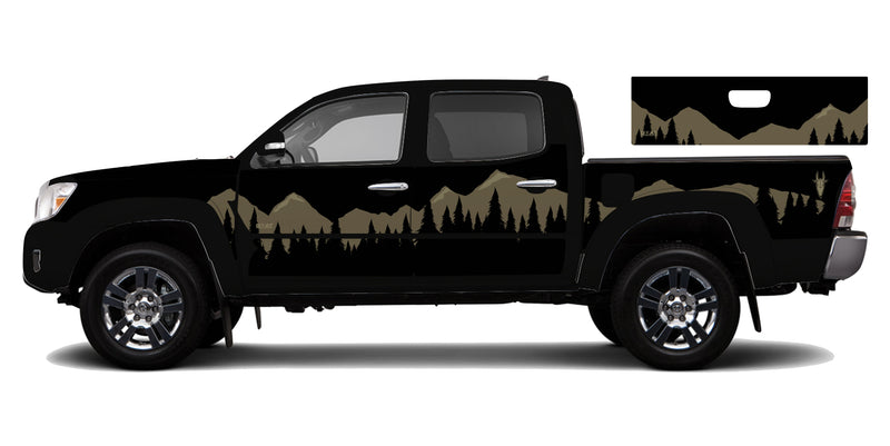 High Country Series - Toyota Tacoma Gen2 (2005-2015)