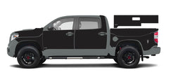 The Black Set - Toyota Tundra Gen3 CrewMax 5ft (2014+)