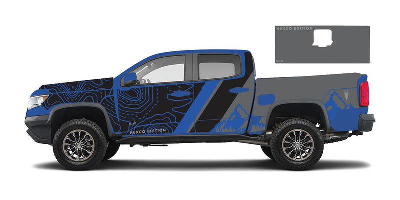 HEXCO Series - Chevrolet Colorado ZR2 (2017+)
