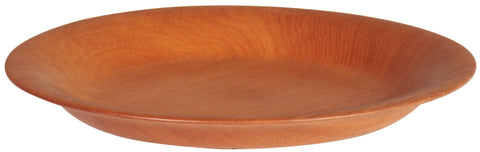 Wooden (S) Wide Edge Plate