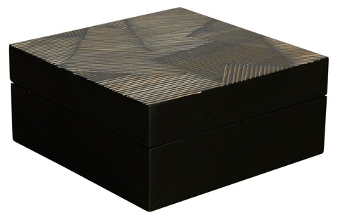 Fanned Textured Box
