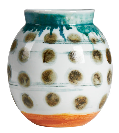 Polka Multicoloured Vase