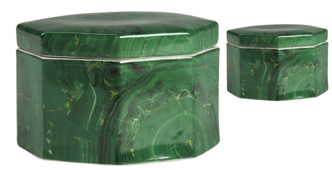 Malachite Jar