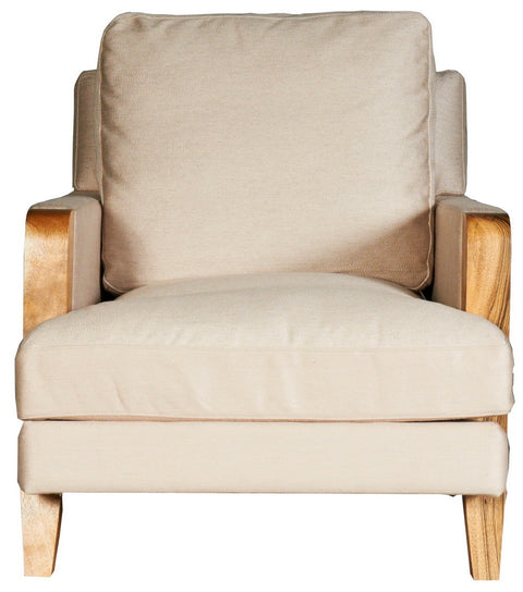 Kendal Walnut Armchair