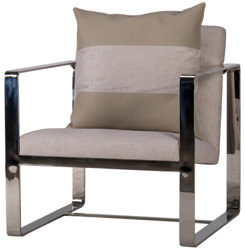 Silver Fox Lounge and Dining Chair