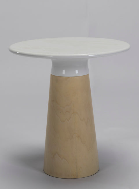 Lucy Conical Occasional Table