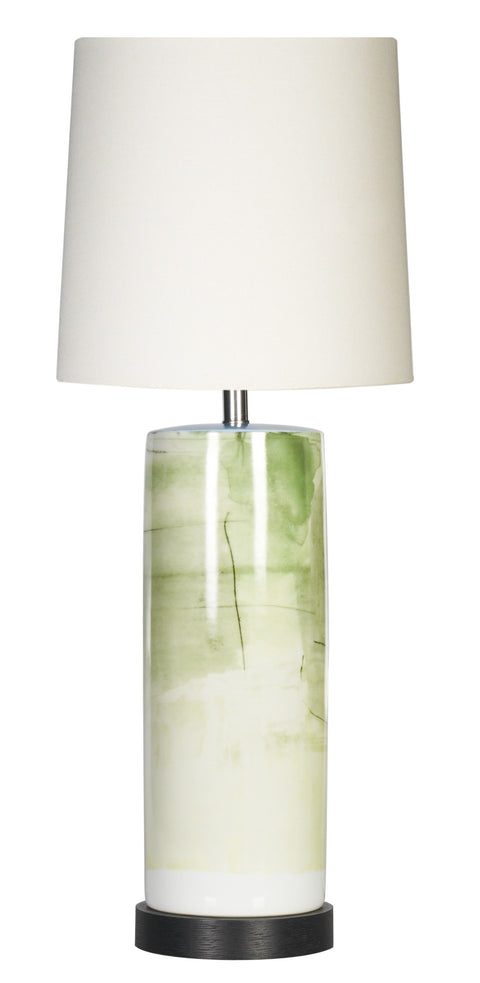 Spring Green Table Lamp