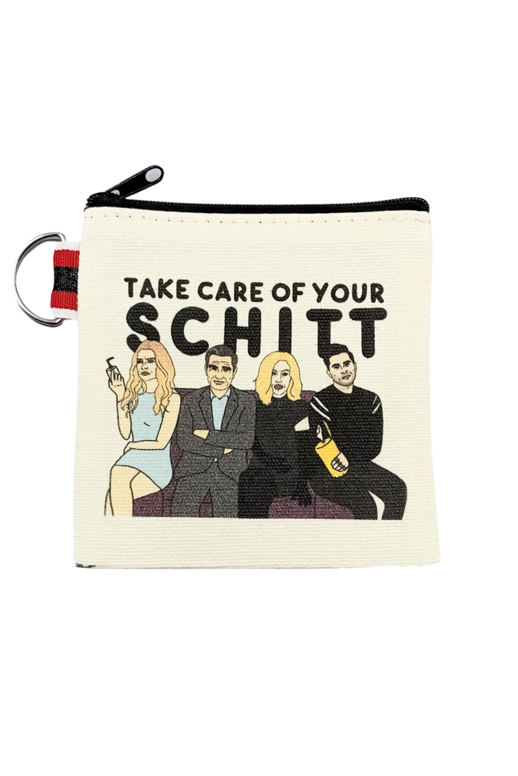 Take Care of Your Schitt Pouch (PRE-ORDER)