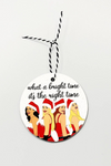 Schitt's Creek Christmas Ornament