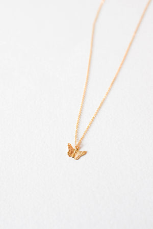Maeve Butterfly Necklace