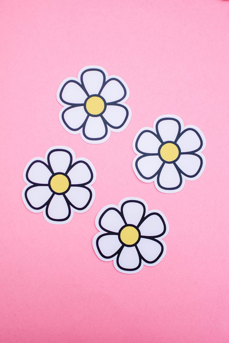 daisy. sticker