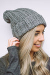 knit winter beanie
