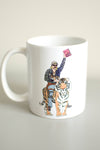 Joe exotic tiger king mug