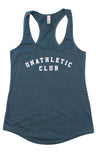 unathletic club workout tank