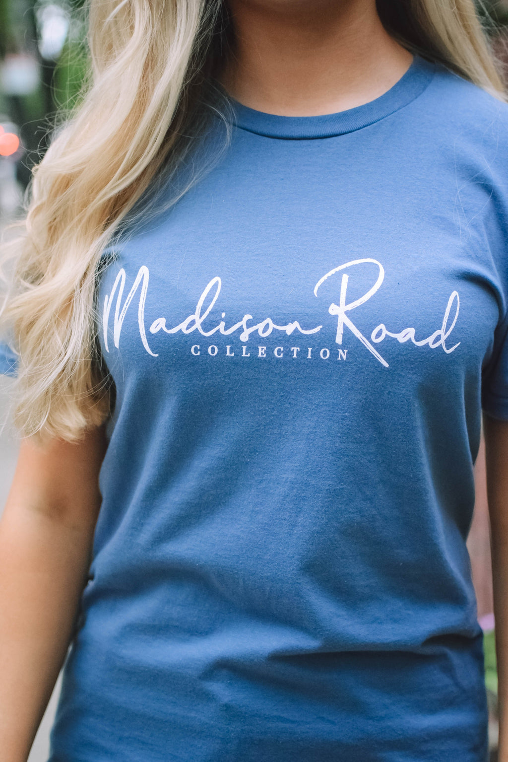 Madison Road Collection T-Shirt - Mint Pop Shop
