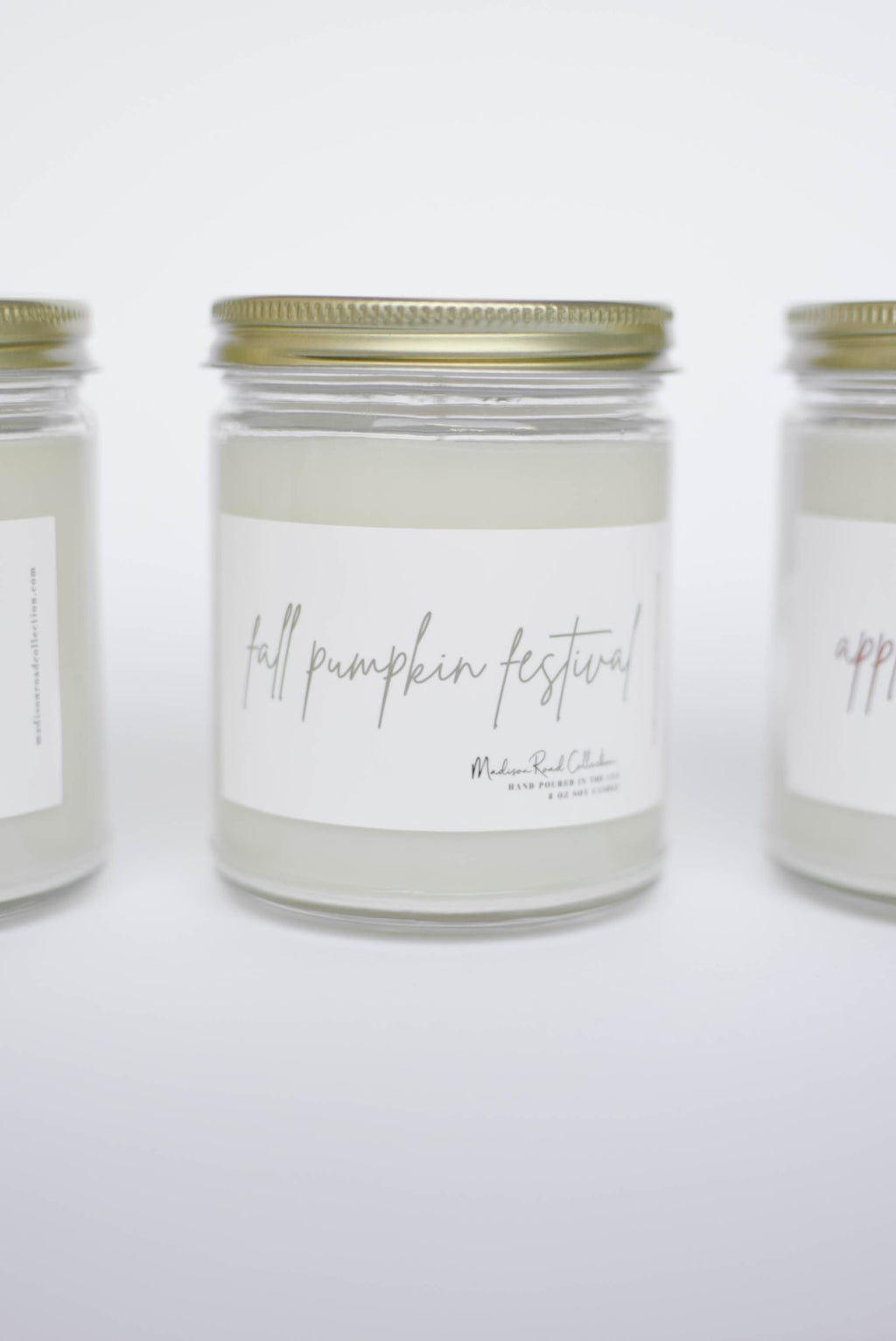 Fall Pumpkin Festival - 8oz Candle